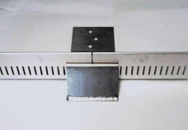 Метален профил за стрехи